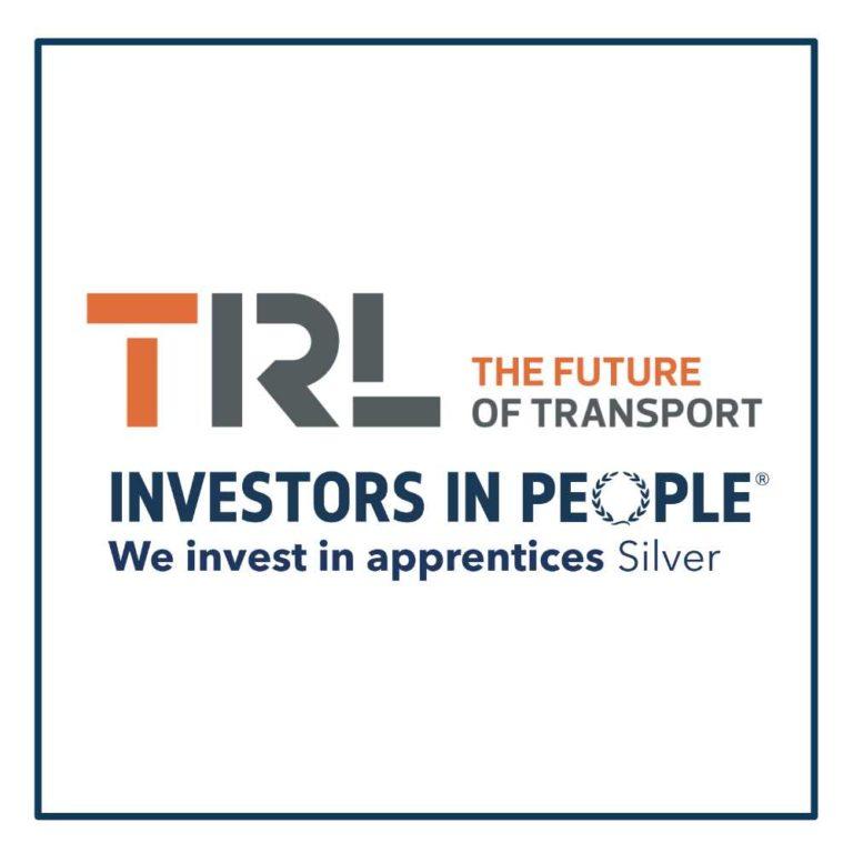 TRL The Future of Transport IIP Logo
