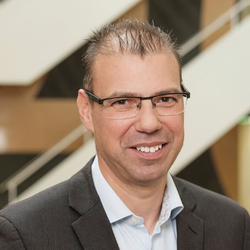 Dr Joost Smits head shot