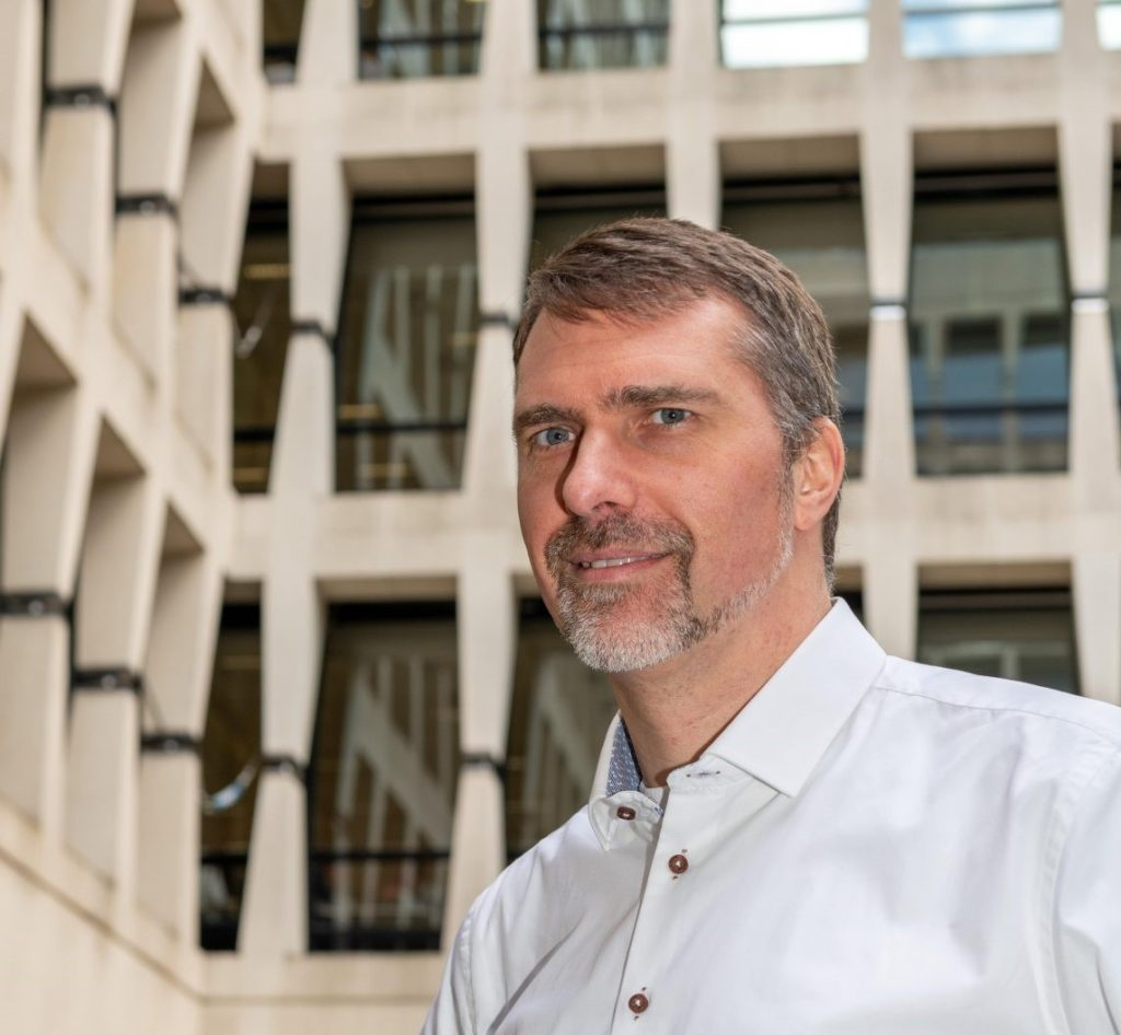Christophe Vanden Eede, ING, global head of talent management